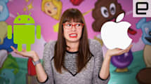 Dear Veronica: iOS and Android Battle for Your Love