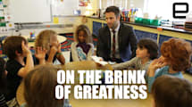 On the Brink of Greatness: Startups Pitch to 1st Graders