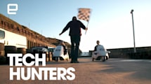 Tech Hunters: Feeling The Need For Speed With Sinclair C5