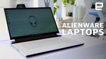 Alienware and Dell Gaming Laptops at Computex 2019