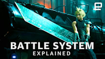Final Fantasy VII Remake Battle System Explained at E3 2019