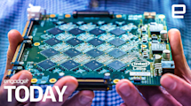 Intel's neuron-based AI chips could drive a car | Engadget Today