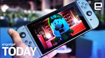 Nintendo's standard Switch is about to get better battery life   Engadget Today