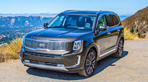 Kia Telluride Review: Third row luxury on a budget