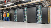 NASA's new eco-friendly supercomputer is plotting the next moon landing