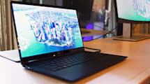 HP Elite Dragonfly first look: A light business notebook