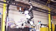 Boston Dynamics' Atlas robot now does gymnastics, too
