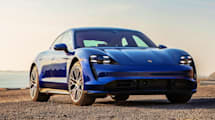 Porsche Taycan EV hands-on