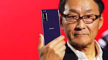 Sony's Xperia announcement in 7 minutes