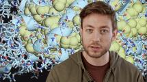Hunting coronavirus protein with the biggest supercomputer on Earth | Upscaled Mini
