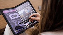 Lenovo ThinkPad X1 Fold review: a giant folding tablet held back by Windows