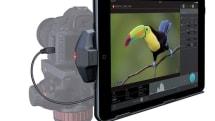 マンフロット、iPad Airでデジタル一眼レフを操作するDigital Director発表。USB接続で高速動作