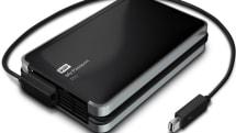 WD My Passport Pro 発売、Thunderbolt接続& RAID構成のポータブルHDD。最高233MB/秒