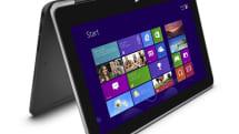 デル、360度回る高解像度ディスプレイのNew XPS 11 & Win 7 が選べるNew XPS 13 発売