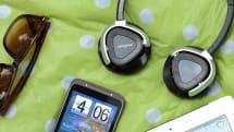 二人で聴けるBluetooth ヘッドセット Creative Hitz WP380 発表、1台が中継して接続
