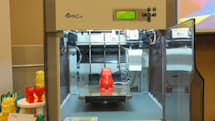 XYZプリンティングが3Dプリンタ「ダヴィンチ 1.0」を発売。本体6万9800円、フィラメントは3280円(動画)