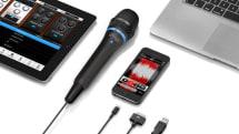 iOS/Mac 用デジタルマイク iRig Mic HD 発表、96kHz/24bit でヴォーカルや生楽器をレコーディング