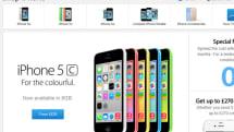 8GB 版 iPhone 5c が欧州/豪州/中国で発売、iPhone 4s 8GB も継続販売