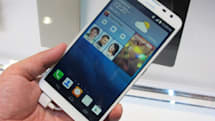 Huawei Ascend Mate2 4Gの使用感:6.1インチIPS、4050mAhのフラッグシップファブレット。LTEはソフトバンク向け