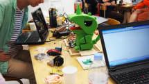 Sponsored:バンダイナムコスタジオ x Engadget電子工作部イベントリポート:誰かを幸せにする体験を作る!