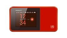 UQ初、CAで下り最大370Mbpsを実現するモバイルWi-Fiルーター『Speed Wi-Fi NEXT W03』