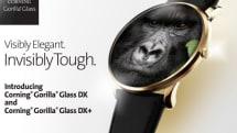 Galaxy Watchは新ゴリラガラス「DX+」採用。可読性と耐擦傷性を強化