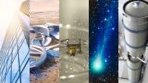 恒星間を旅してきた彗星?・水から空へ飛び立つ超軽量ロボ・サウジに商業宇宙港計画 #egjp 週末版98