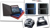 10月11日のできごとは「新Fire HD 10発売」「Newニンテンドー3DS / LL発売」ほか:今日は何の日?