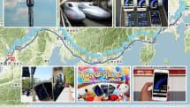 LTE電波調査隊:東海道新幹線・新大阪-東京 復路調査〜下りau、上りSoftBank、改善見えないドコモ