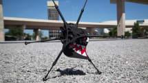 時速30km超で疾走するリモコン多脚ロボ OutRunner、予価249ドルから(動画)