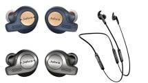 Jabraから完全無線イヤホン「Elite Active 65t」、「Elite 65t」。ノイズキャンセルに加え音声アシスタント対応