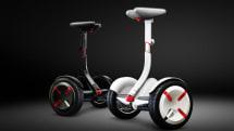 コンパクトサイズの立ち乗り型電動二輪車『Ninebot mini Pro』、12月4日から15万円で発売。大阪モーターショーで披露