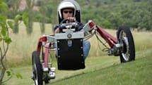 多関節オフロード EV 「Swincar」 発表。道なき道をクモのように走破