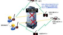 電波の届かない環境でもロボットを安定して遠隔制御できる中継技術。NICTとAISTが開発