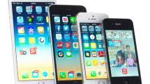 iOS 8のインストール率は47%、二週で1%伸びて iOS 7と並ぶ