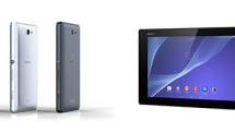 ソニーモバイル、Xperia ZL2 と Xperia Z2 Tablet を5月下旬より国内販売