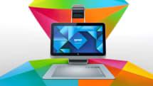 米HPが新発想PC「Sprout」発売。物体を3Dカメラで取込み、プロジェクタ投影のタッチマットで操作