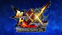 ニンテンドースイッチ版『モンスターハンターXX』は8月25日発売、限定デザインの同梱本体も
