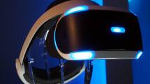 ソニーのPS4没入型VRゴーグル Morpheus は2016年発売。120Hz描画など仕様も強化