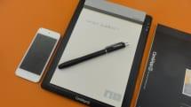 コクヨがデジタルノートCamiApp Sシリーズ4種を発表。Bluetooth接続のペンデジタイザに進化