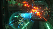 VR対応でZ.O.E復活!高速ロボアクション『ANUBIS Z.O.E. M∀RS』PS4試遊インプレ
