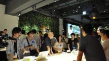 ヤフーがIoTガジェット展示会Hack Day Exhibitionを開催。STAR WARSけん玉や手話解析システムなど