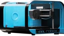 デュアルノズルシステム採用3DプリンタRobox予約開始。一時停止/再開機能搭載、最小積層ピッチ0.02mm
