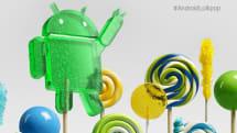 Android 5.0 Lollipop、Nexus 5 / 7 WiFi / 10 にOTA配信開始。Nexus 4 / 7 LTE は後日