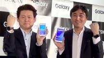 動画:サムスン Galaxy A8 / Gear S2 、ベゼル回転操作でスマートウォッチ操作感上々