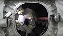 ISSの風船型モジュール「BEAM」に初めてクルーが進入。約2年間の運用試験を開始
