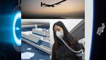軌道を漂う宇宙服の亡霊・太陽光で飛ぶ飛行機が太平洋を横断・海に浮かぶ原発(画像ピックアップ29)