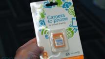 2013年の今日、Wi-Fi内蔵SDカード「Eye-Fi Mobi」が発売されました:今日は何の日?
