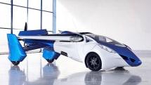 空飛ぶ車 AeroMobil は2017年に一般販売。予価は「最低」数千万円以上