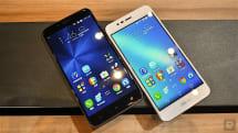 1万9800円で4100mAhバッテリーのSIMフリースマホ「ZenFone 3 Max」は1月14日発売決定